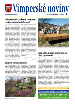 Vimperské noviny