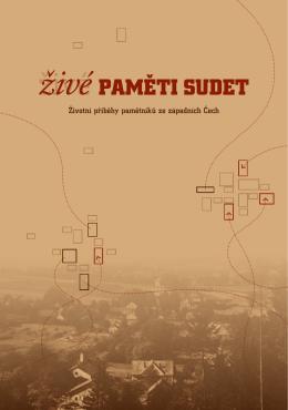 Živé paměti Sudet - Obrazy historie regionu