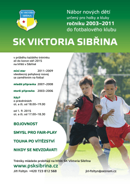 SK Viktoria Sibřina