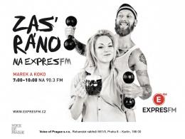 Prezentace a ceník rádia Expres FM