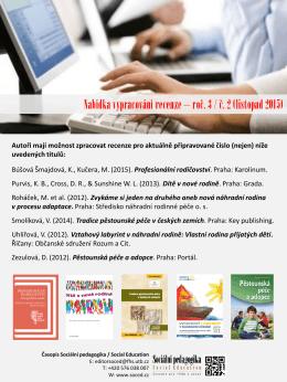 ZDE - Sociální pedagogika