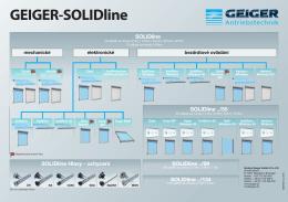 GEIGER-SOLIDline - GEIGER Antriebstechnik