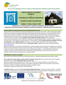 TZ_150323 - Obnova podstávkových domů