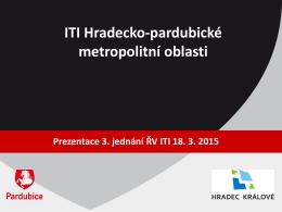 ITI Hradecko-pardubické metropolitní oblasti PS1