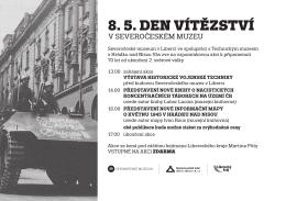 8. 5. DEN VÍTĚZSTVÍ - Severočeské muzeum v Liberci