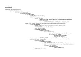 schéma rodiny