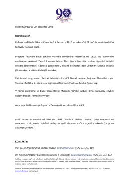 tz-romska-pisen - Valašské muzeum v přírodě