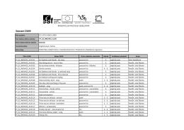 Seznam DUM - Waldorf Brno