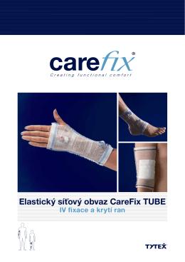 Elastický síťový obvaz CareFix TUBE