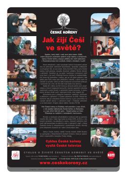 Jak žijí Češi ve světě?