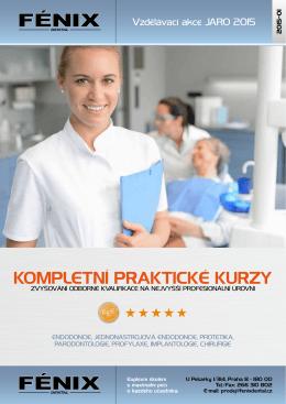 kompletní praktické kurzy