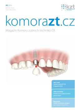 PRaGODENT 2014 - Komora zubních techniků ČR