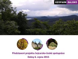 Představení projektu švýcarsko-české spolupráce