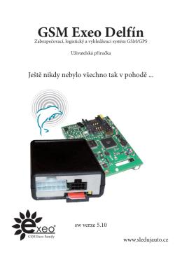 GSM lokátor Delfín