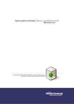 Bílá kniha - TDP