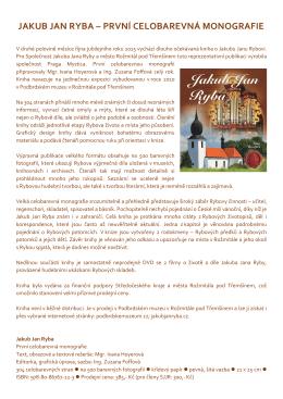 Kniha Jakub Jan Ryba