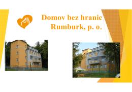 CHB RBK-prezentace - Domov bez hranic Rumburk