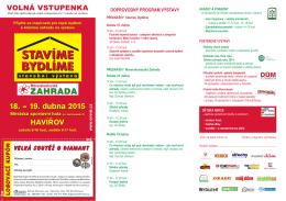 Pozvánka na výstavu - Omnis Olomouc, a.s.