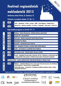 Program - Knihovna města Plzně