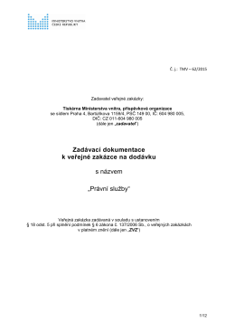 ZD - Tiskárna Ministerstva vnitra