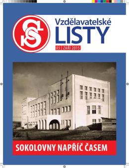 Zde - TJ Sokol Moravské Budějovice