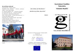 CZ verze ( 0,3 Mb ) - Comenius 1 Groups