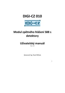 DIGI-CZ 010