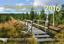 Výletní místa Libereckého kraje