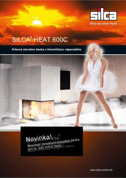 SILCA® HEAT 600C