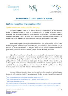 EU Newsletter květen_10