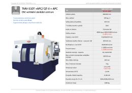 TMV-510T +APC/ QT-II + APC