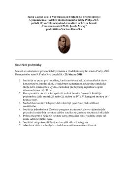 Ke stažení zde - KoncertniAgentura.cz