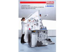 Laboratorní sklo Systémová řešení pro přípravu analyticky čistého