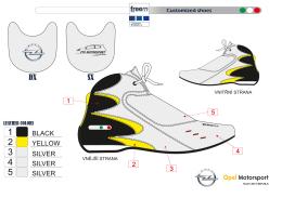 Boty FREEM - Opel Motorsport