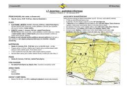 LT Javornice – podrobné informace