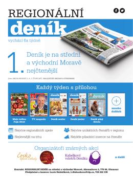 Moje rodina - Moravia magazín
