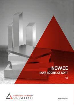 INOVACE - Ceratizit
