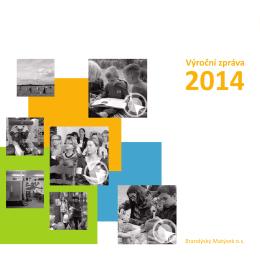 Realizované projekty v roce 2014