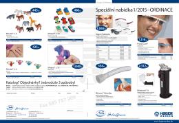 Akce vyrobce - PDF - SCHAFFEROVÁ E-shop