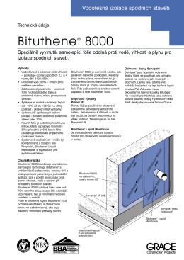 Bituthene® 8000
