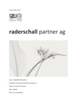 seminární práce 02 - Rederschallpartner