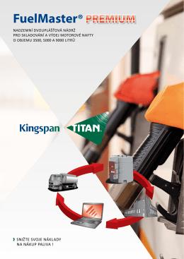 FuelMaster®PREMIUM - TITAN GS / nádrže na naftu
