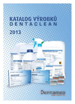 Katalog Dentaclean CZ
