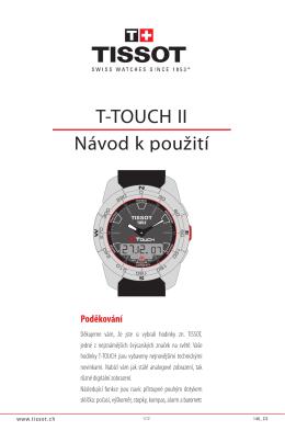 T Touch II T048