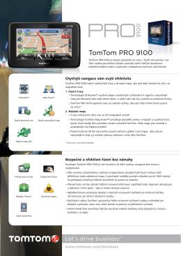 TomTom PRO 9100