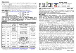 Kulich-duben 2015