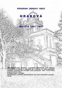 Obec Hrabová