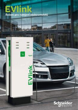 Řešení pro nabíjení elektromobilů