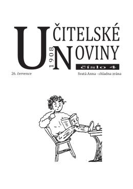 26. července 2008 – číslo 4