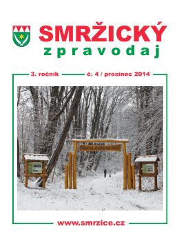 Smržický zpravodaj 2014/4